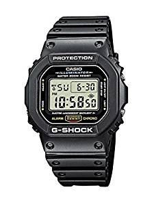 Casio men's G- shock DW5600E-1V