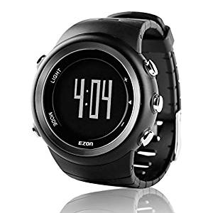 EZON outdoor sports watch with pedometer