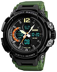 Fanmis Mens military multifunctional watch