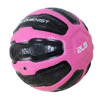 GYMENIST Rubber Medicine Ball