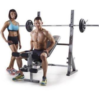 Golds Gym XR 10.1