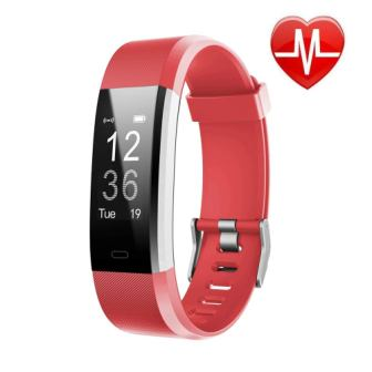 LETS COME Fitness Tracker with Heart Rate Monitor