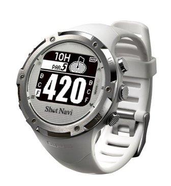 Shot Navi Japan Quality W1-GL Golf GPS Watch