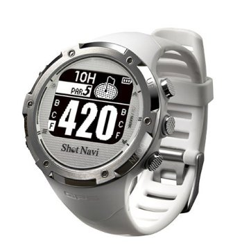 Shot Navi Japan Quality W1-GL Golf GPS Watch