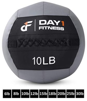 Soft Wall Medicine Ball by Day 1 Fitness