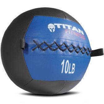 Titan Soft Wall Medicine Ball 6-30 lb