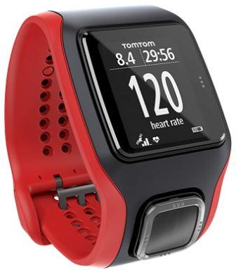 TomTom multi-sports GPS watch