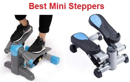 Top 15 Best Mini Steppers in 2019