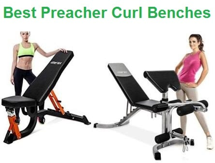 Powerline Preacher Curl Attachment