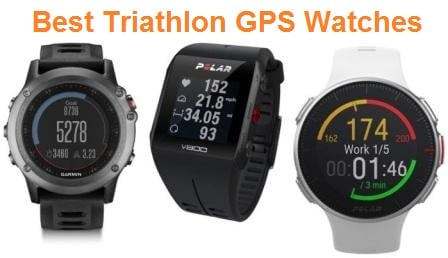 Top 15 Best Triathlon GPS Watches in 2019