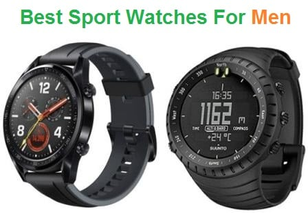 Top 20 Best Sport Watches For Men in 2019