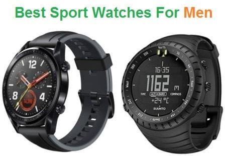 Top 20 Best Sport Watches For Men in 2019