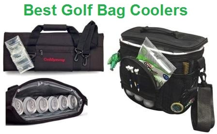 Top 15 Best Golf Bag Coolers in 2019 - Complete Guide