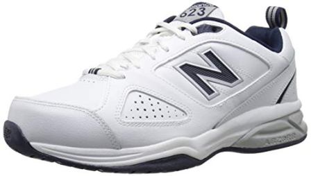 New Balance Men's 608v5 Casual comfort cross trainer shoes