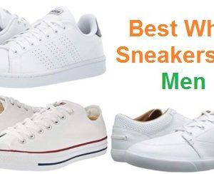 Top 15 Best White Sneakers For Men in 2019