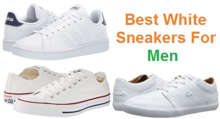 best white sneakers 2019