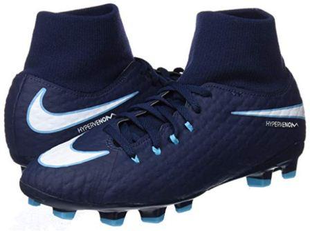 boys blue soccer cleats