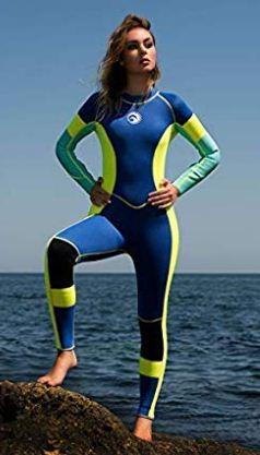 Top 15 Best Women's Wetsuits in 2019