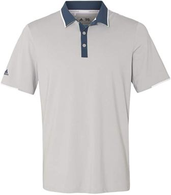Adidas A166 Men's Climacool Performance Polo