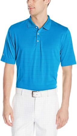 Callaway Men's Short Sleeve Opti-Vent Open Mesh Polo