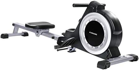 MaxKare Magnetic Rower Rowing Machine