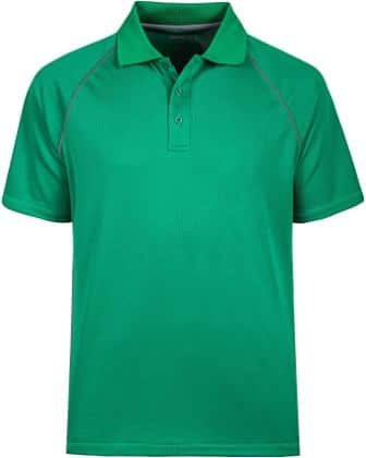 Moheen Men's Short Sleeve Performance Golf Polo Shirt