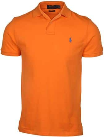 Ralph Lauren Men's Slim Fit Polo Shirt
