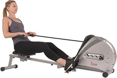 Sunny Health & Fitness SF-RW5606 Rowing Machine