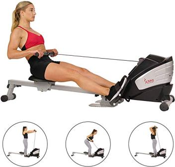 Sunny Health & Fitness SF-RW5622 Rowing Machine
