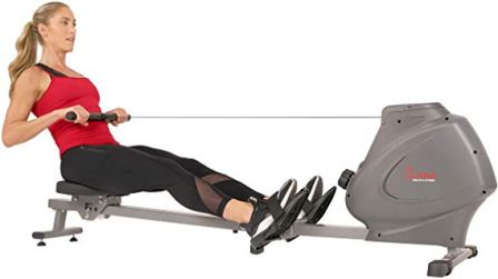 Sunny Health & Fitness SF-RW5801 Rowing Machine