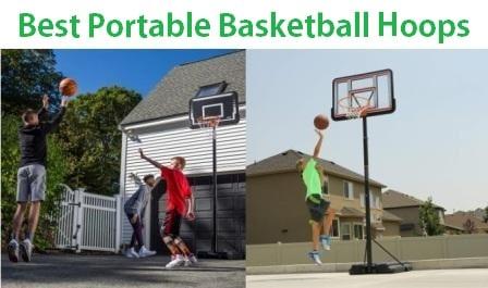 Top 15 Best Portable Basketball Hoops in 2019