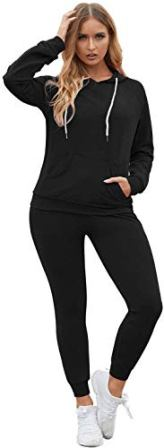 Fixmatti Women Jogger Sweat Suit