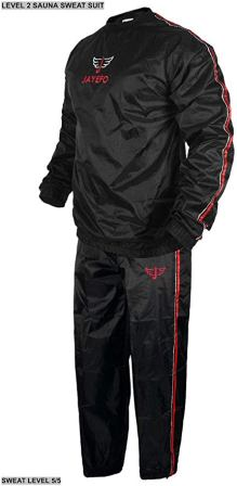 Jayefo Level 2 Sauna Sweat Suit
