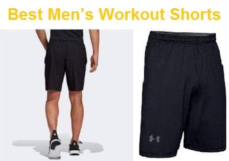 Athletic Running /& Workout Short Reebok Mens Drawstring Shorts Small Black Shadow CRUZ