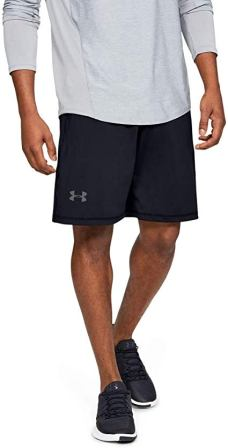 "Under Armour Men's Raid 10"" Workout Gym Shorts"