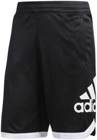 adidas Men's Basketball Badge of Sport Shorts
