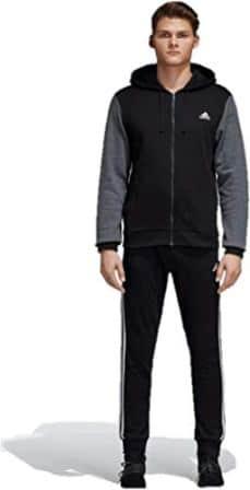 Adidas Men's Energize 3 Stripe Tracksuit