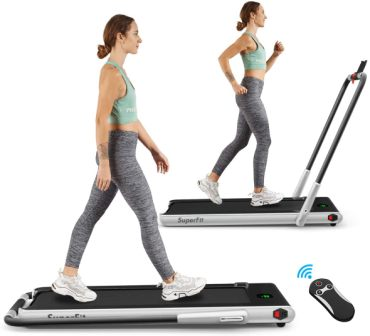 GoPlus 2.5HP Electric Folding Treadmill