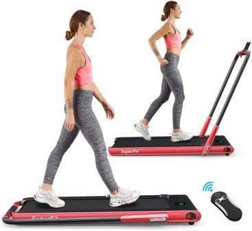 GoPlus 2.5HP Folding Treadmill